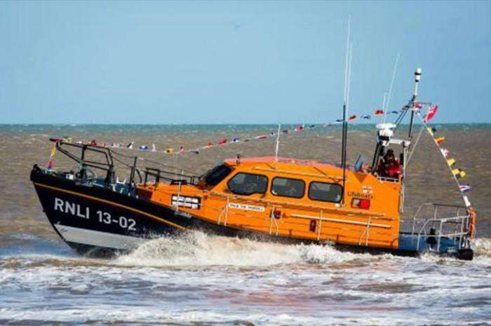 RNLI Shannon Class Lifeboat