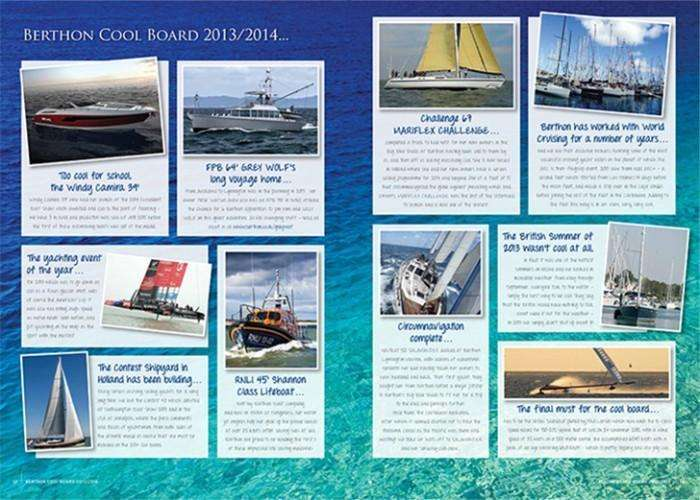 Berthon Cool Board from 2014 Market Report