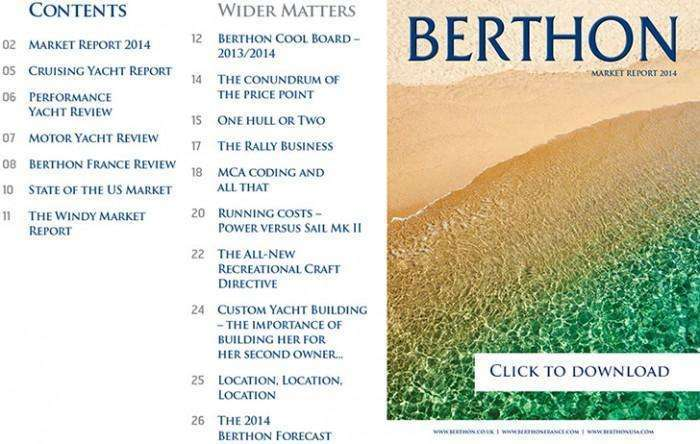 Berthon International Yacht Market Report 2014