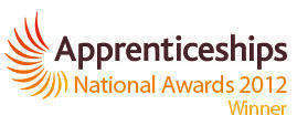 Apprenticeships National Awards 2012 Winner