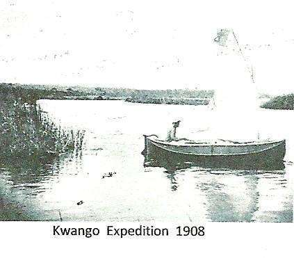 berthon boat kwango expedition 1908