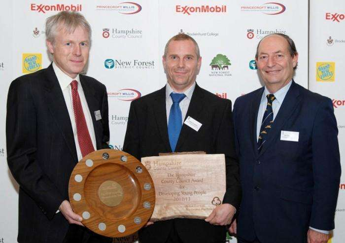 New Forest Brilliance in Business Award