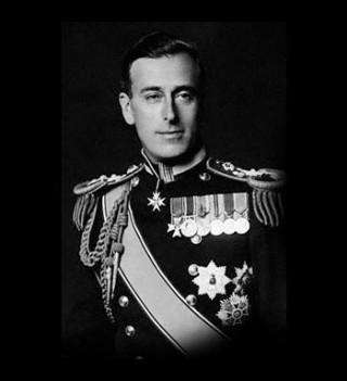 Admiral of the Fleet The Earl Mountbatten of Burma