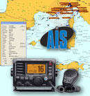 VHF/DSC With AIS Solution