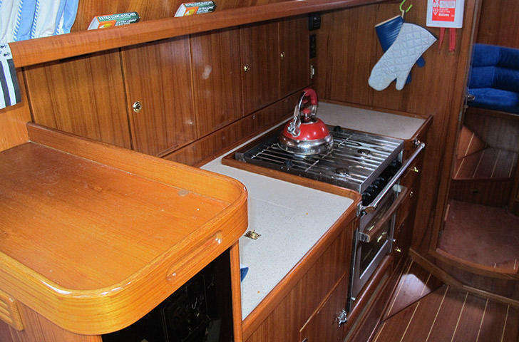 Galley Northwind 50