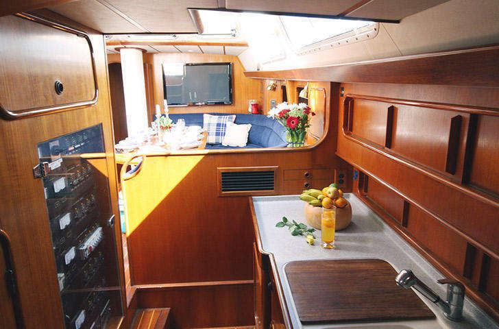 Galley Oyster 62