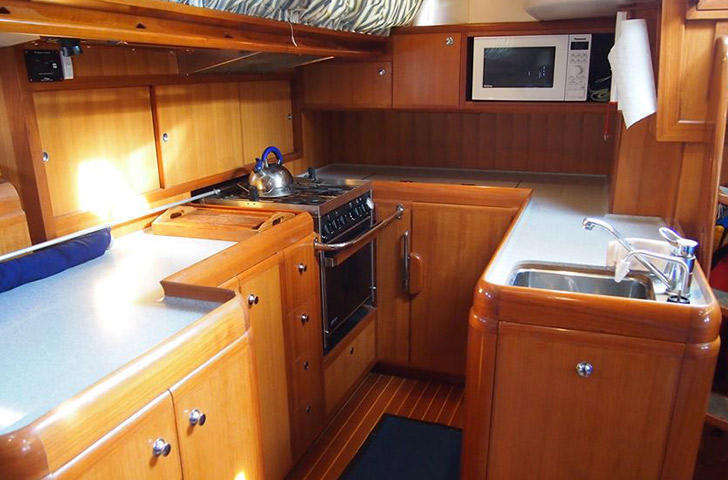 Galley image taswell 49