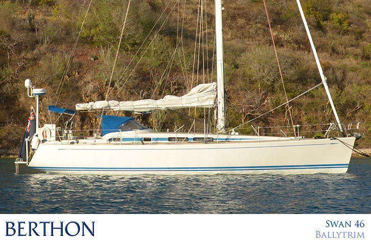 Swan 46 for sale