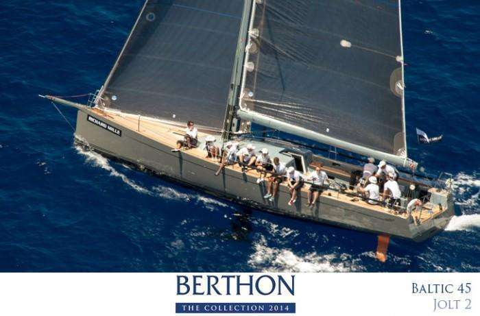 Baltic 45 JOLT 2 for sale with Berthon
