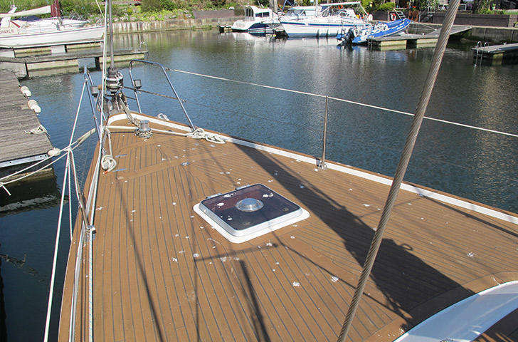 Foredeck Contest 43