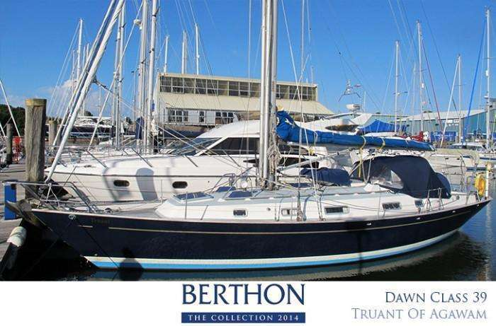 Dwan Class 39 for sale Berthon Collection