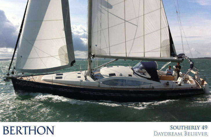 Southerly 49 for sale at Berthon