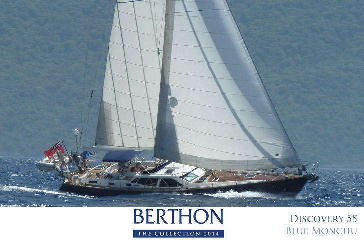 Discovery 55 for sale - Bluewater cruising yacht
