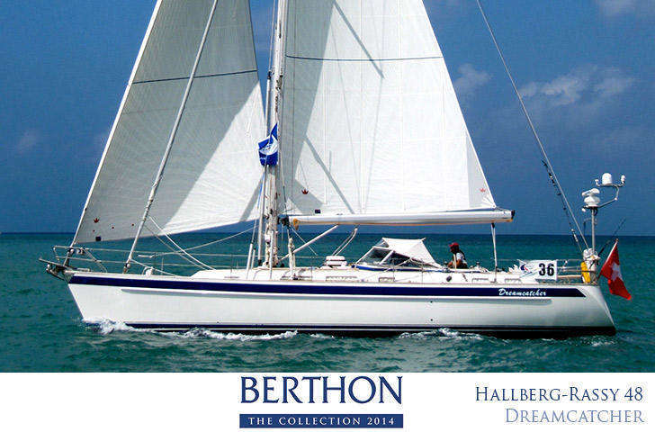 Hallberg-Rassy 48 for sale