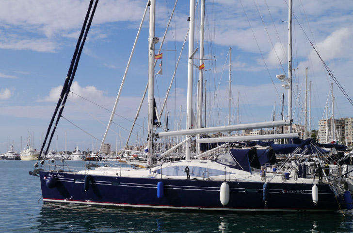Southerly 49 for sale