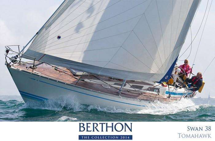 Swan 38 for sale at Berthon International