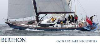 Oyster 82' BARE NECESSITIES