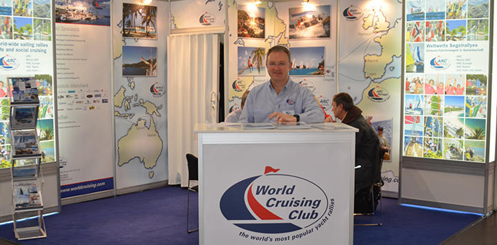 World Cruising Club - Dusseldorf Boat Show