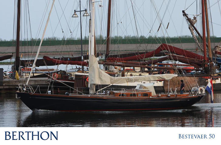 Beatevaer 50 sailing yacht for sale