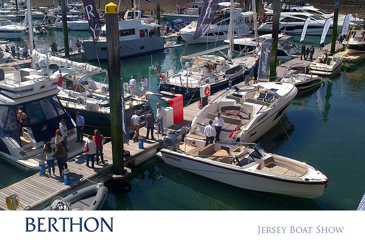 Jersey Boat Show 2015
