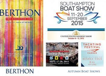 Berthon does Autumn Boat Shows