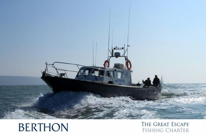 Lymington Fishing Charters