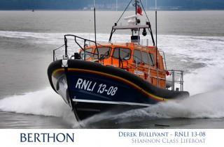 Derek Bullivant - RNLI 13-08 - Lough Swilly Lifeboat Shannon Class