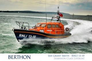 Ian Grant Smith - RNLI 13-10 - Montrose Lifeboat