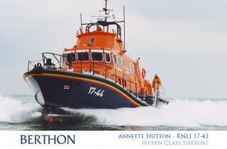 Annette Hutton RNLI Lifeboat 17-44