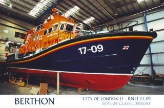 Severn Class Lifeboat City of London II