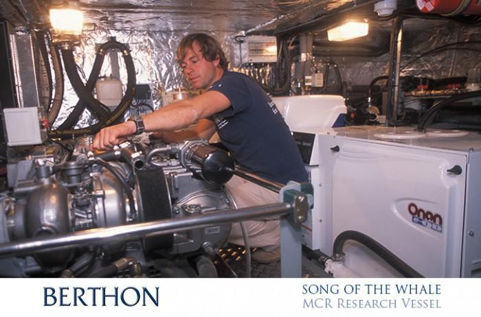 SONG OF THE WHALE Engine Room