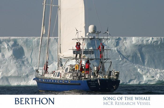 SONG OF THE WHALE Arctic Ice Whale Research