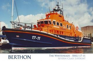 Severn Class Lifeboat The Whiteheads 17-11