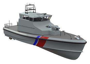 Patrol/Police boat design