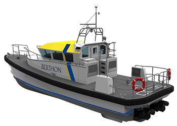 Pilot boat design