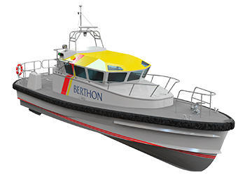 Search & rescue boat design
