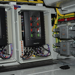 Berthon Commercial electrical services