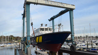 Berthon Commercial Shipyard Services