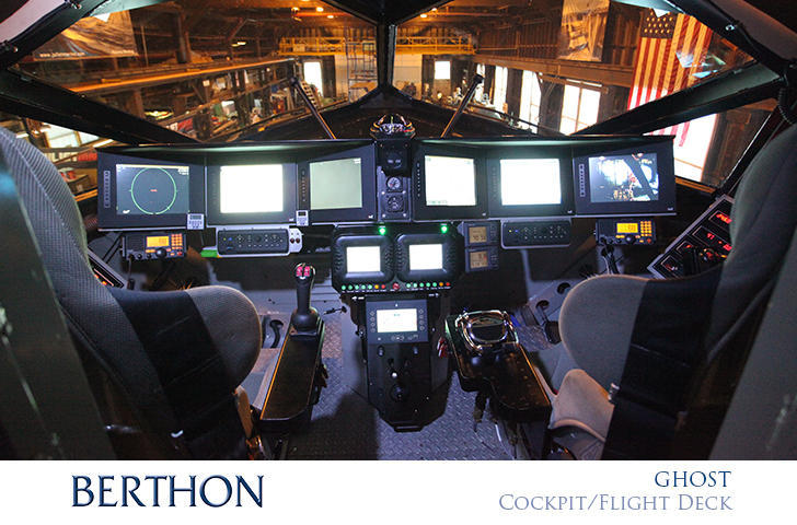 Ghost Flight deck / cockpit