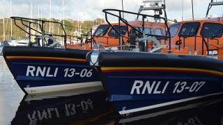 RNLI Shannon Class Lifeboats