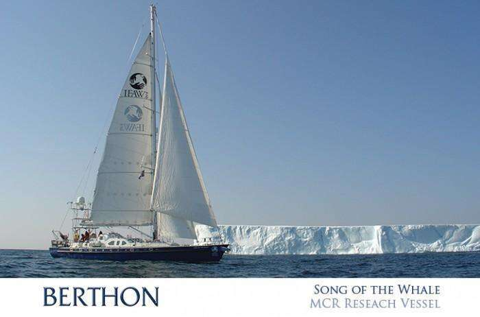Song of the Whale - Research Vessel