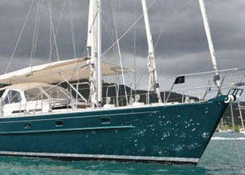 Nordia 55 Refit and Respray