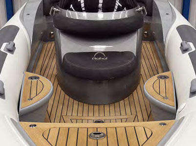 Superyacht Tender Support Services