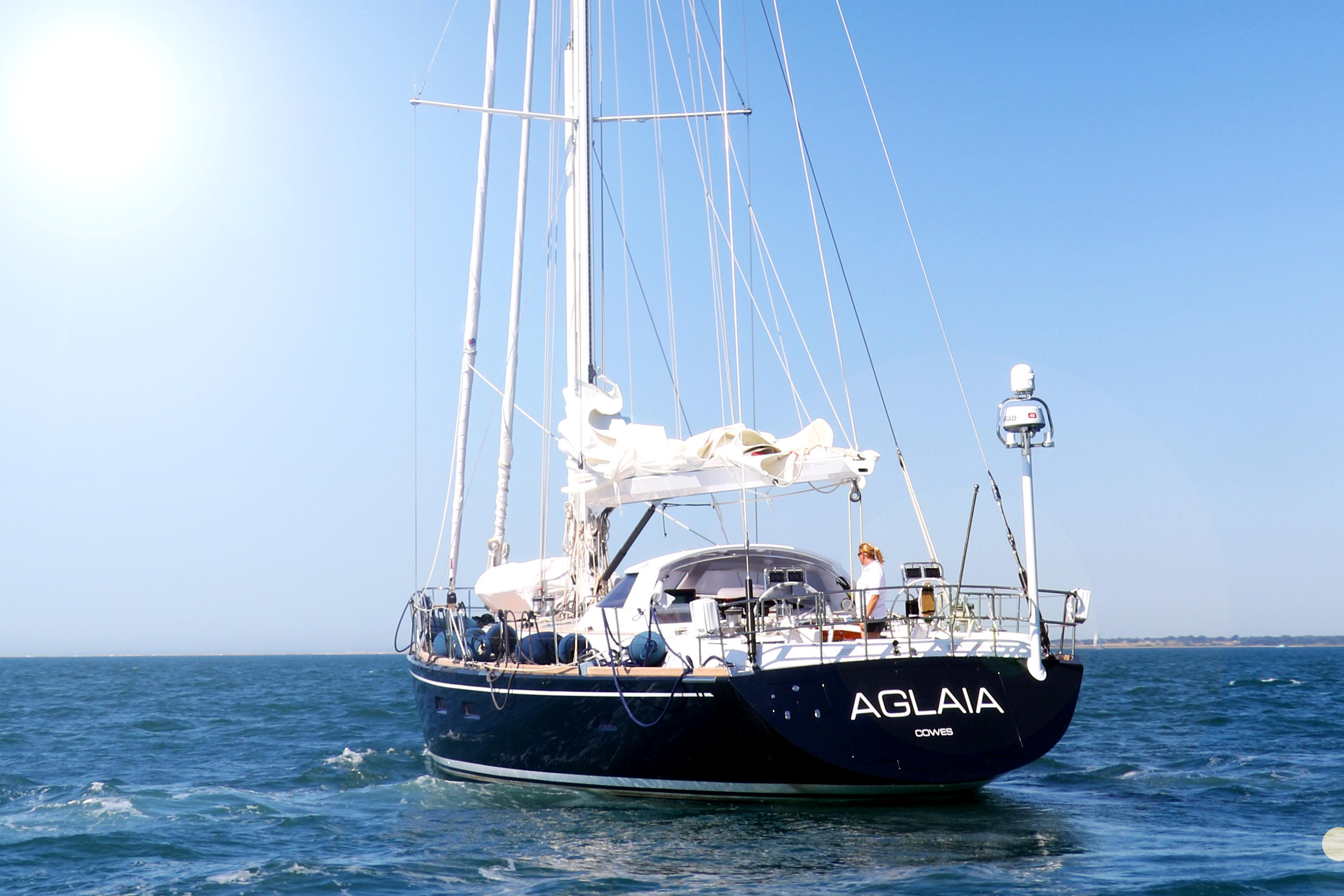 Aglaia Custom Refit Project