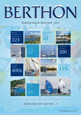 Berthon Winter Collection