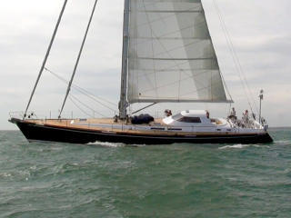 Aglaia, 77ft Bluewater Cruiser Refit