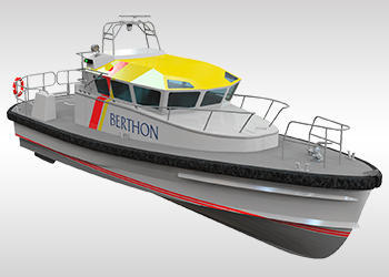Search & Rescue Boat Designs