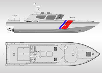 15m Interceptor High Speed Patrol Craft
