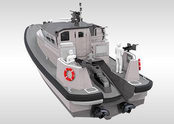 Patrol & Police Boat Designs