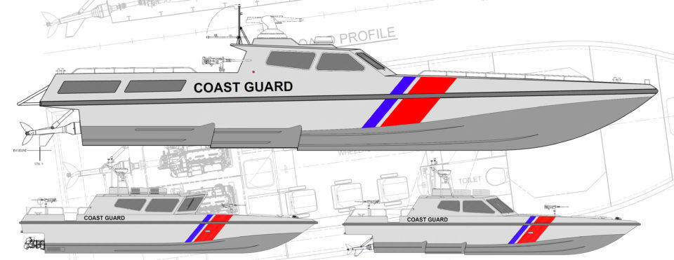 Interceptor Boat Designs